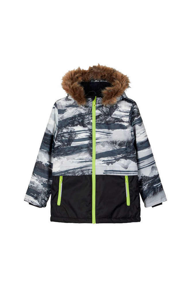 Name it Vinterjakke nkmSnow08 Jacket Photo FO