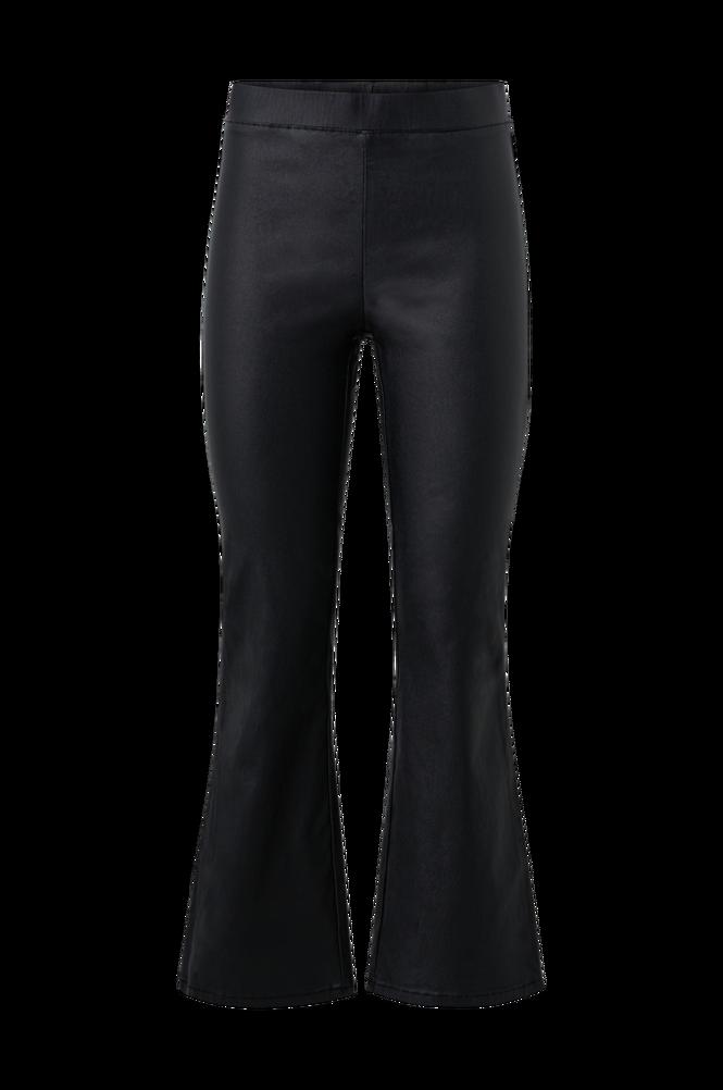 Vila Bukser viCommit Coated Hwslnew Cropped Pant