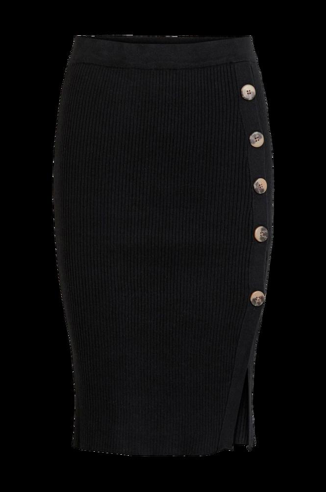 Vila Nederdel viSolto Knit Button Skirt