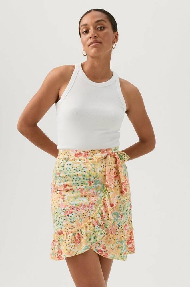 Gina Tricot Nederdel Peg Skirt