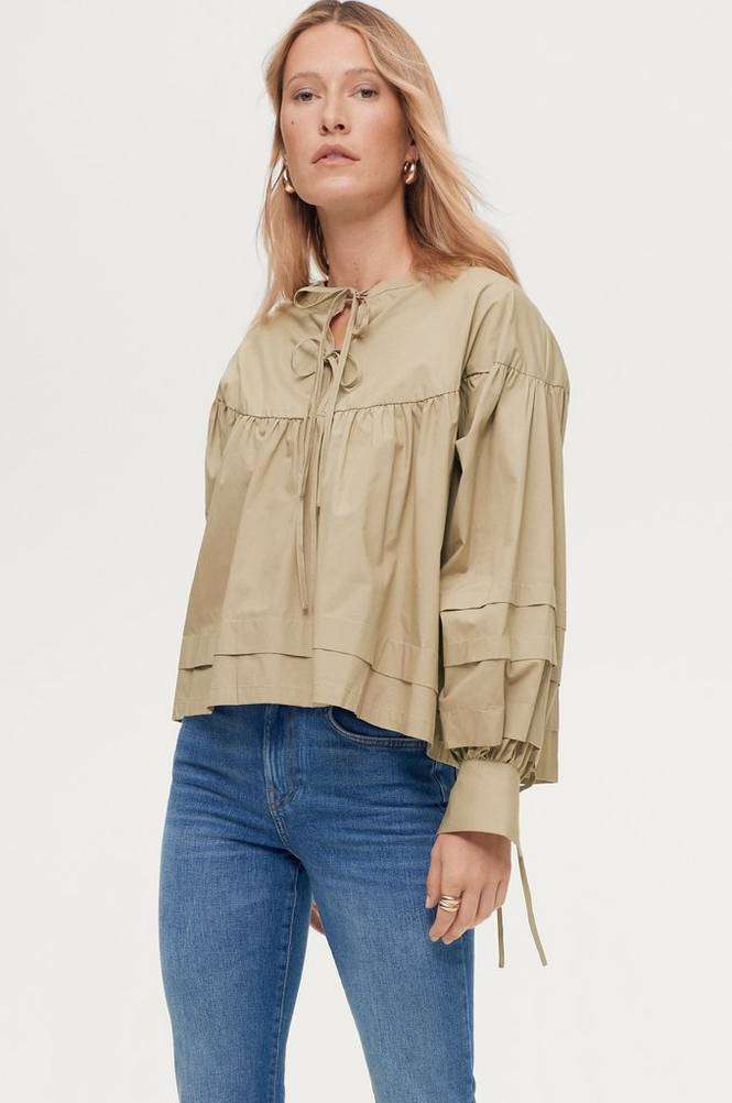 Gina Tricot Bluse Michelle Blouse
