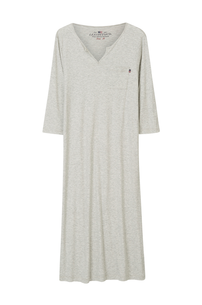 Lexington Natkjole Women's Cotton/Micromodal Nightgown