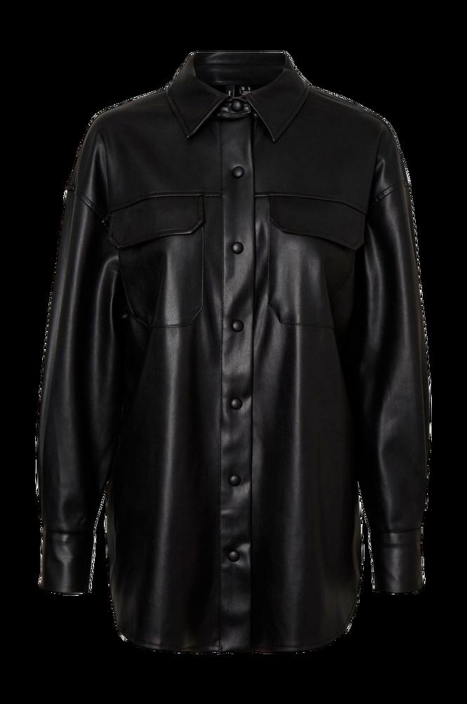 Vero Moda Skjorte vmPaulina L/S Overshirt