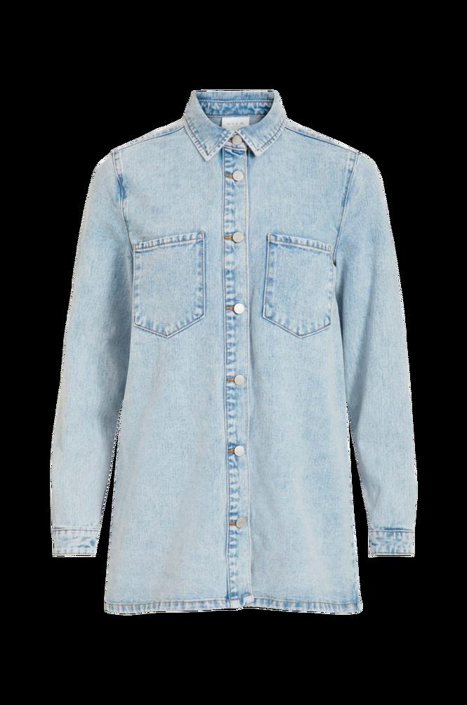 Vila Skjortejakke viDenna L/S Long Shirt