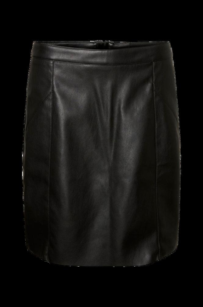 Vero Moda Nederdel vmNorarioShort HW Coated Skirt