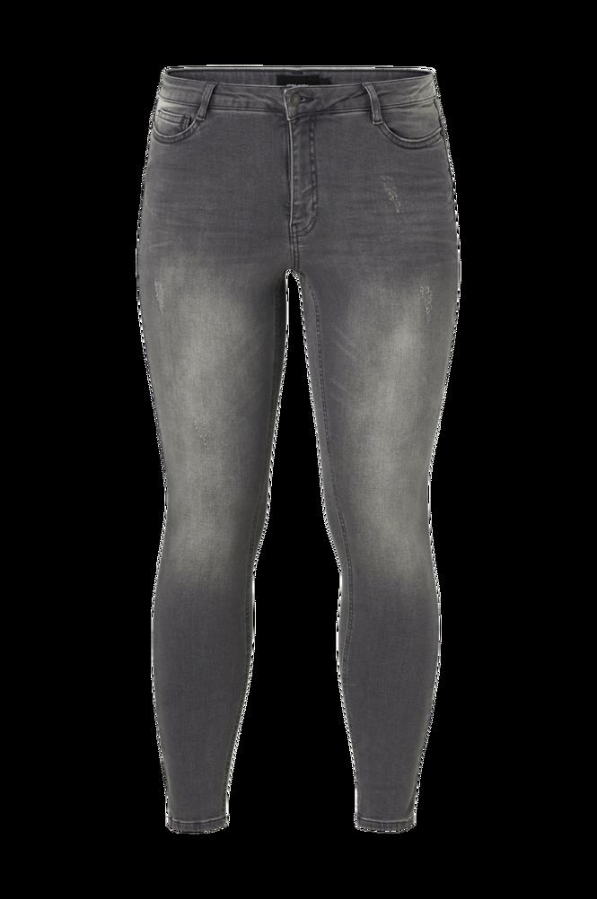 Vero Moda Curve Jeans vmSay NW SS Grey Jeans K Curve