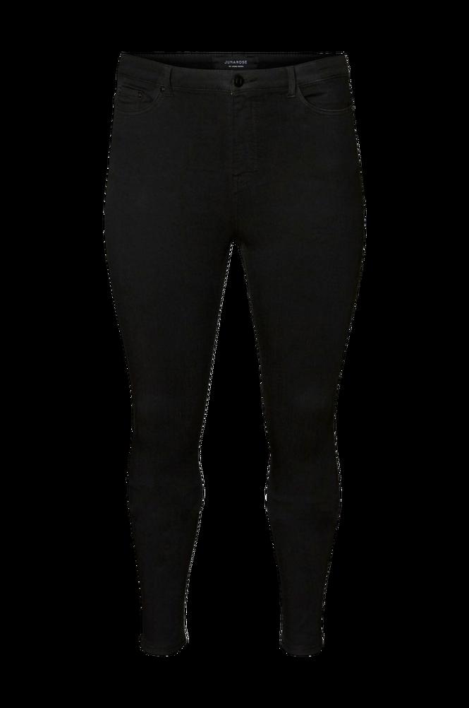 JUNAROSE by VERO MODA Jeans jrZerotanja SL Black Jeans, super slim