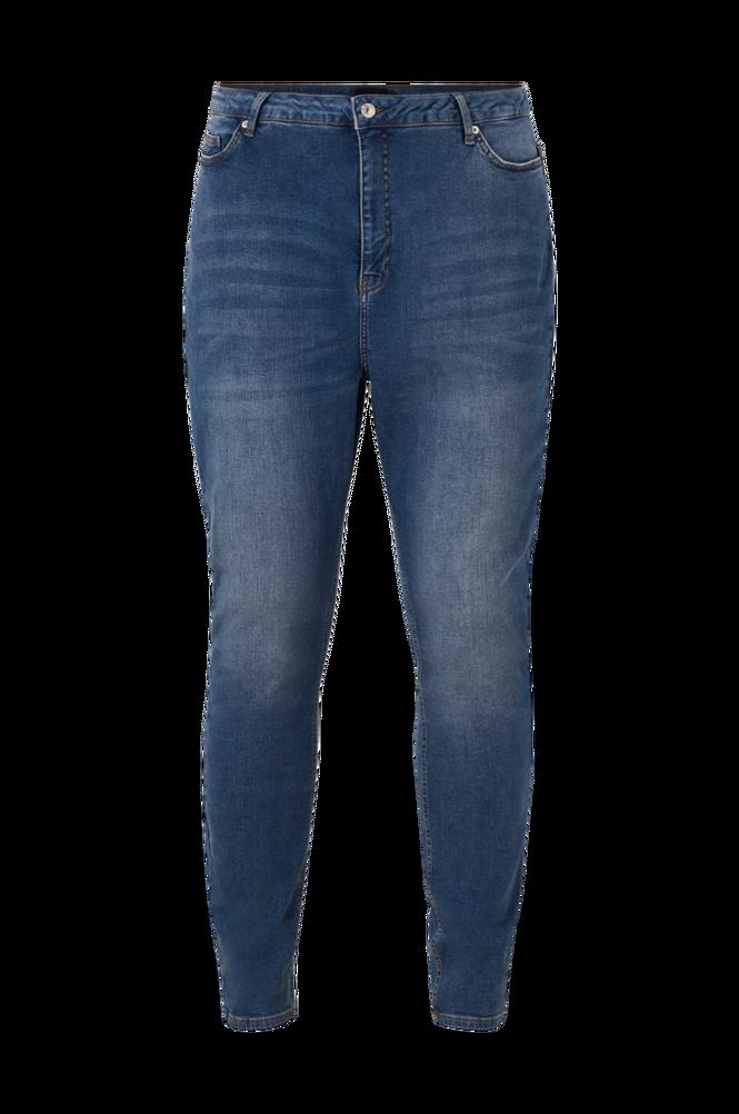 Vero Moda Curve Jeans vmLora Hw SS MB Wash