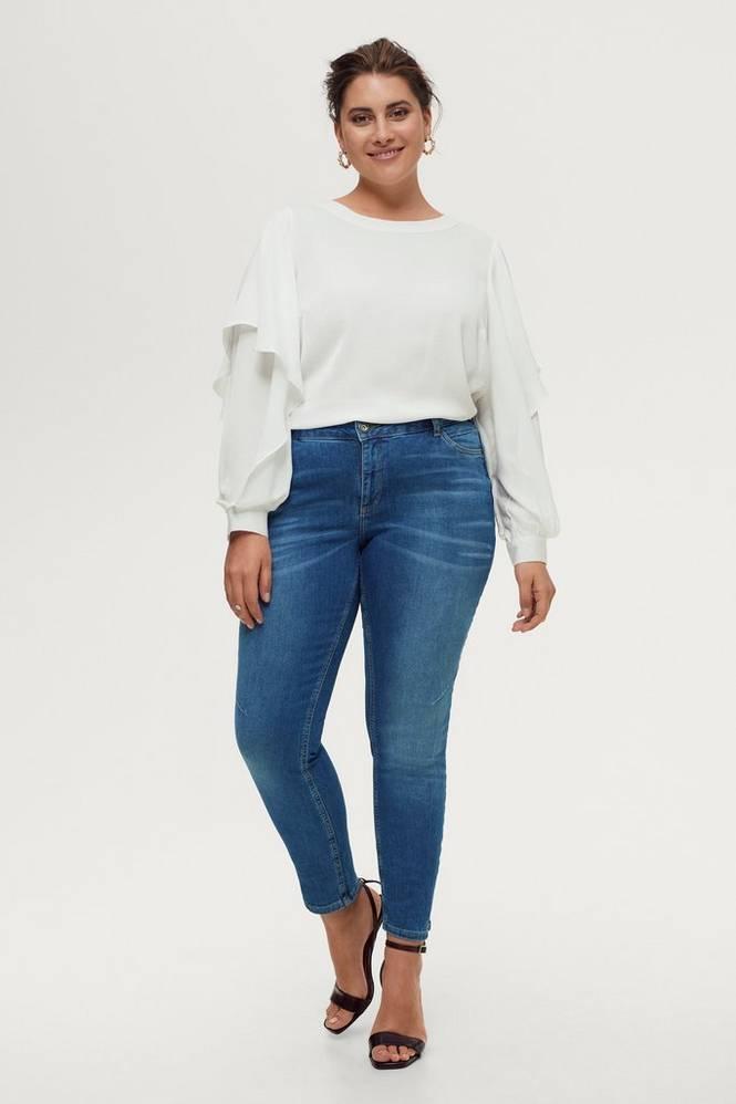 Zizzi Jeans Long Sanna Ex Slim