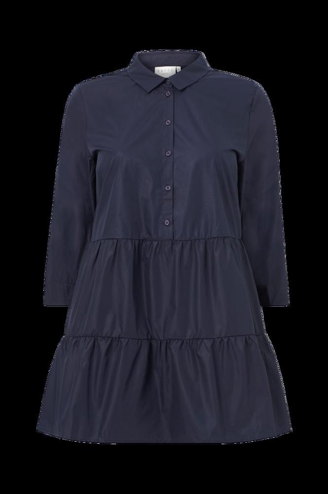 KAFFE Curve Kjole kcBesta Dress Shirt