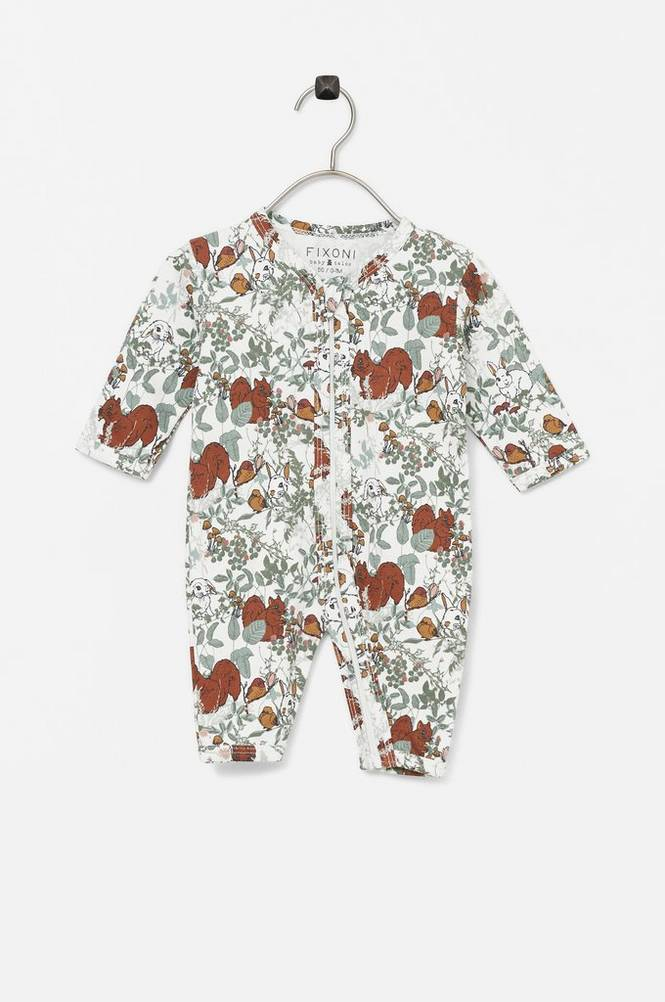 FIXONI Pyjamas Night Suit