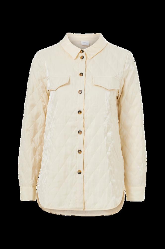 Vila Skjortejakke viAmora L/S Shirt Jacket