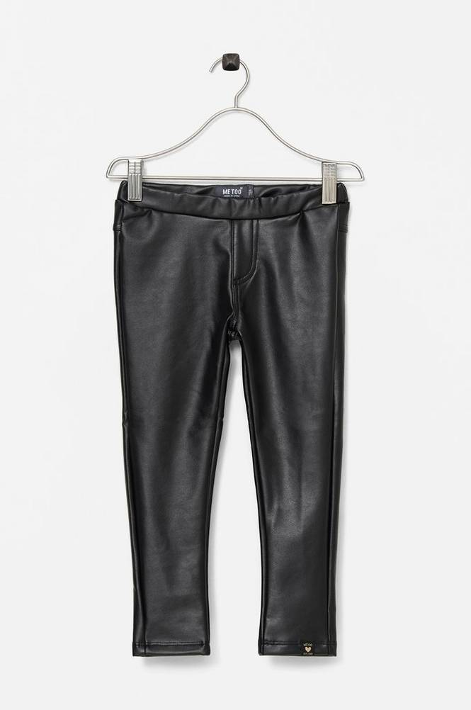 Me Too Bukser Pants Faux Leather
