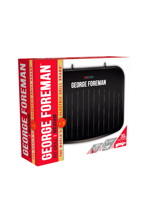 Elgrill George Foreman Fit Gri
