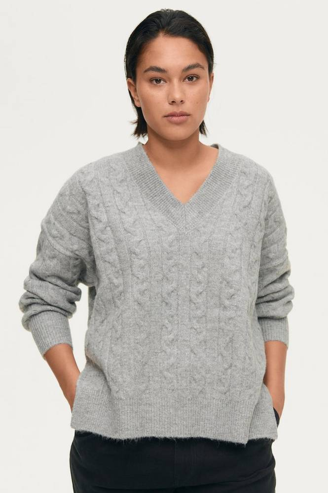 Gina Tricot Trøje Lilian Knitted Sweater