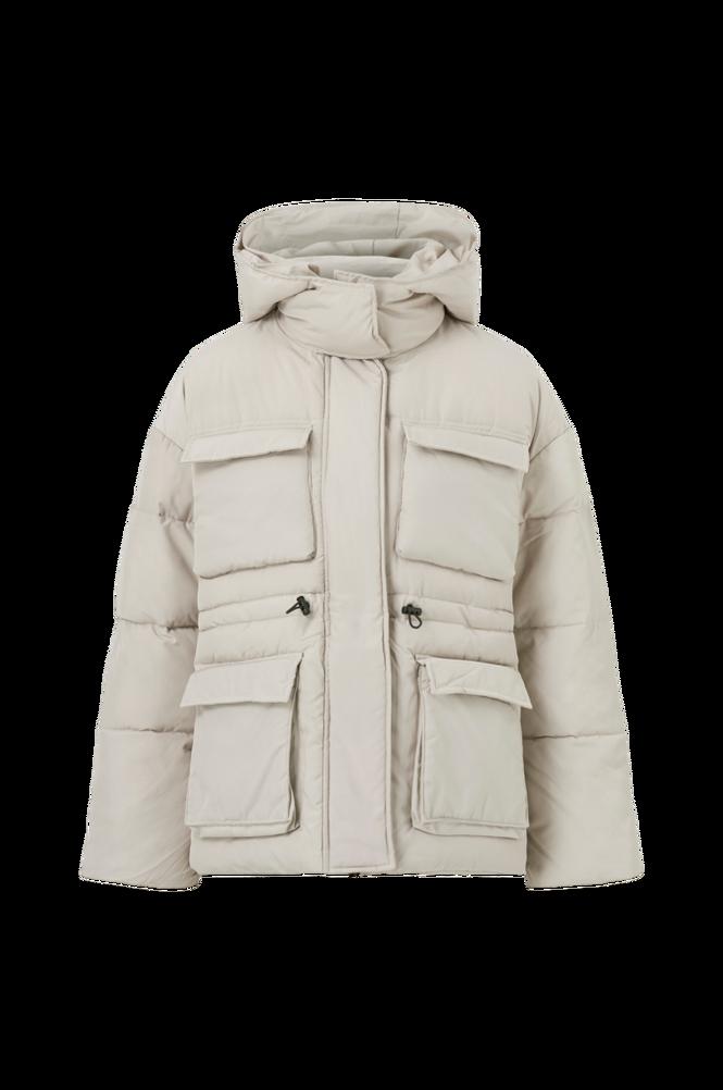 Gina Tricot Jakke Alba Utility Puffer Jacket