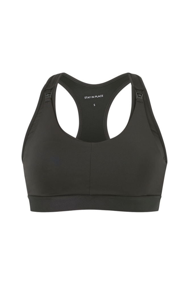 Stay in place Sports-bh/amme-bh Nursing Sports Bra