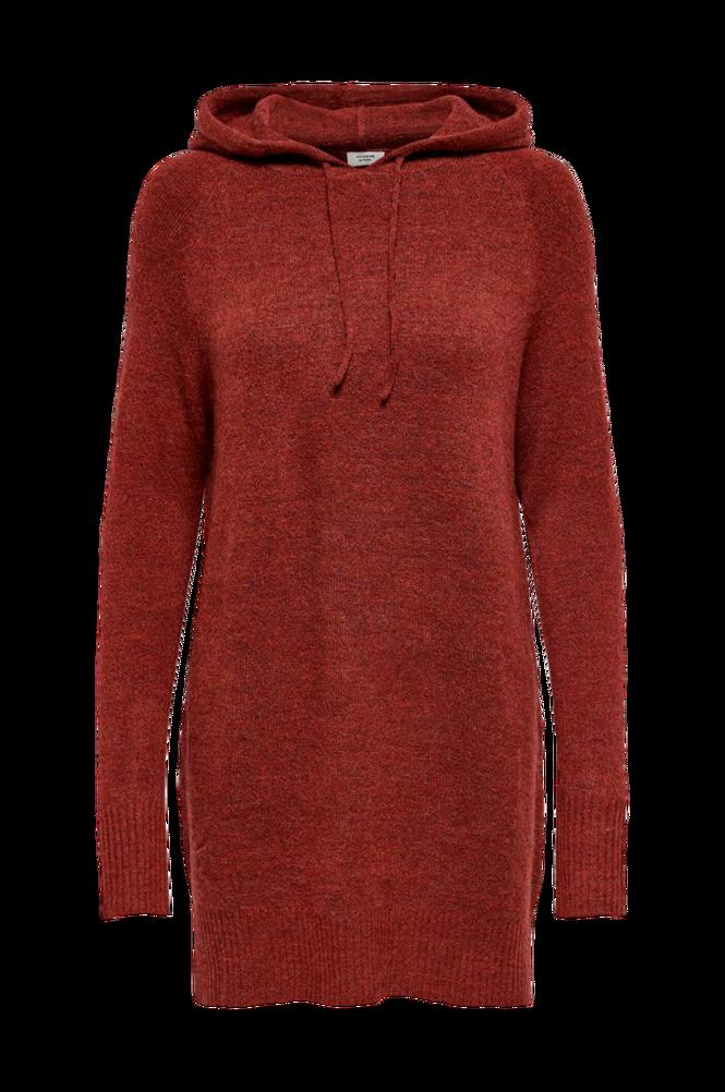 Jacqueline de Yong Kjole jdyAnne L/S Hood Dress Knt