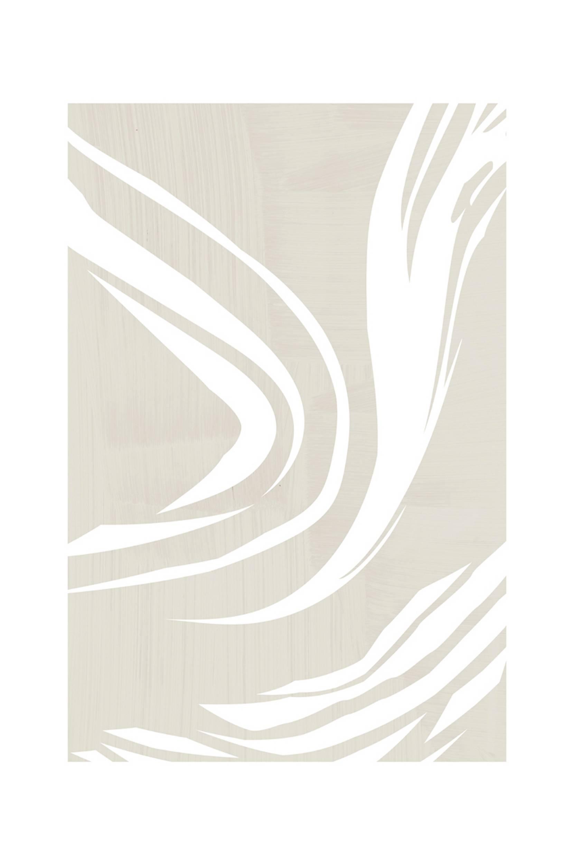 Malerifabrikken - Poster Lino Cut 3 - Natur
