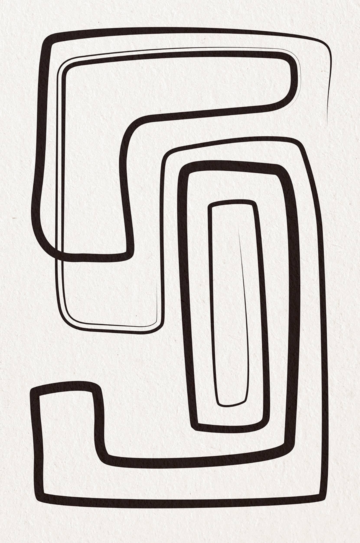 Malerifabrikken - Poster Oneliners-2 - Natur