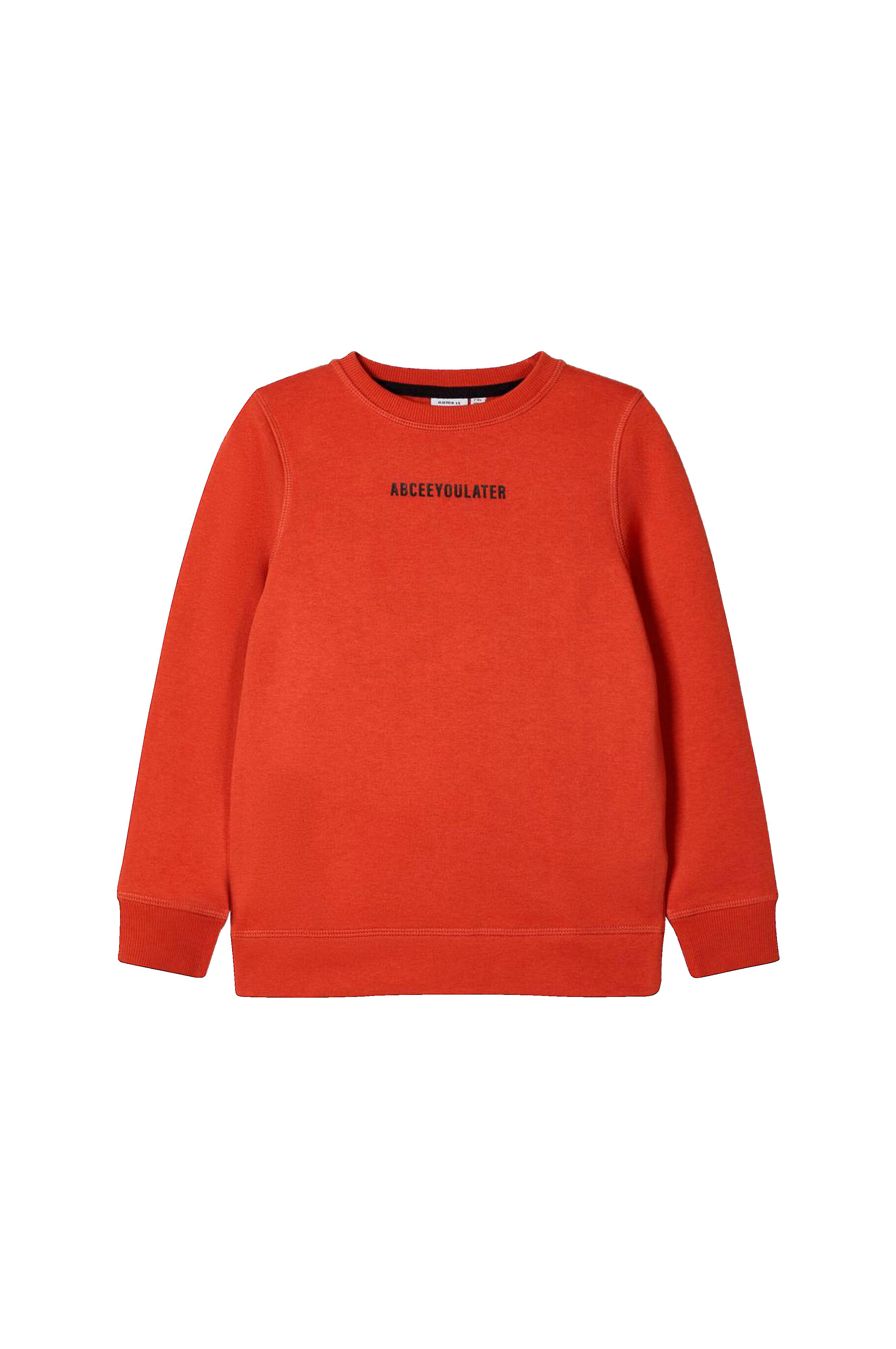Name It Boys Nkmnaim Ls Sweat Bru Box Sweater