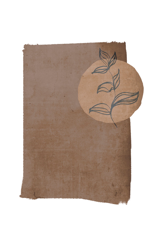 Malerifabrikken - Poster Simplicity 3 - Natur