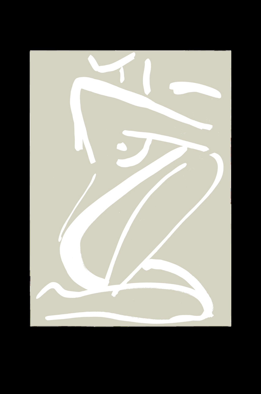 Malerifabrikken - Poster Sketch no 2 - Natur
