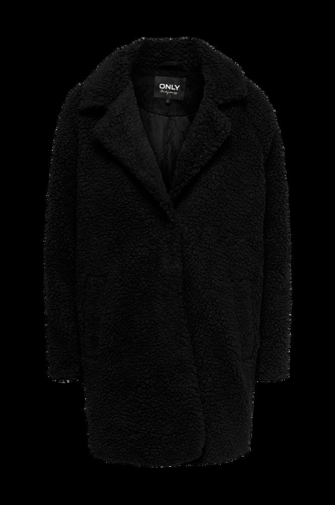 Only Frakke onlAurelia Sherpa Coat Otw