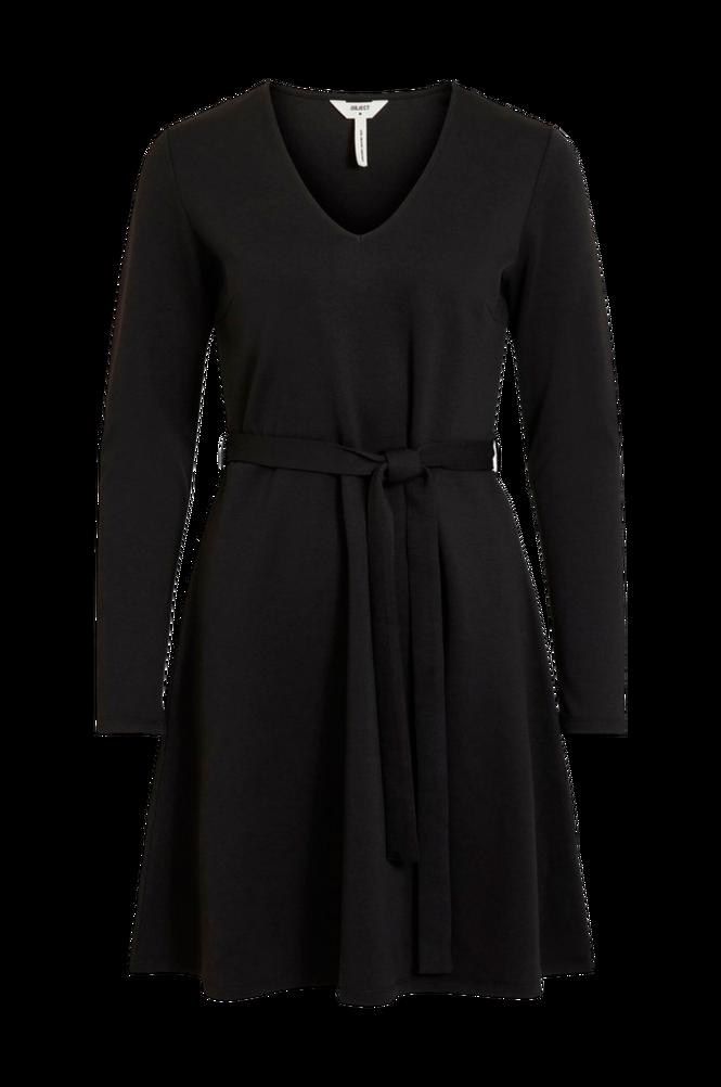 Object Kjole objSava L/S V-neck Dress