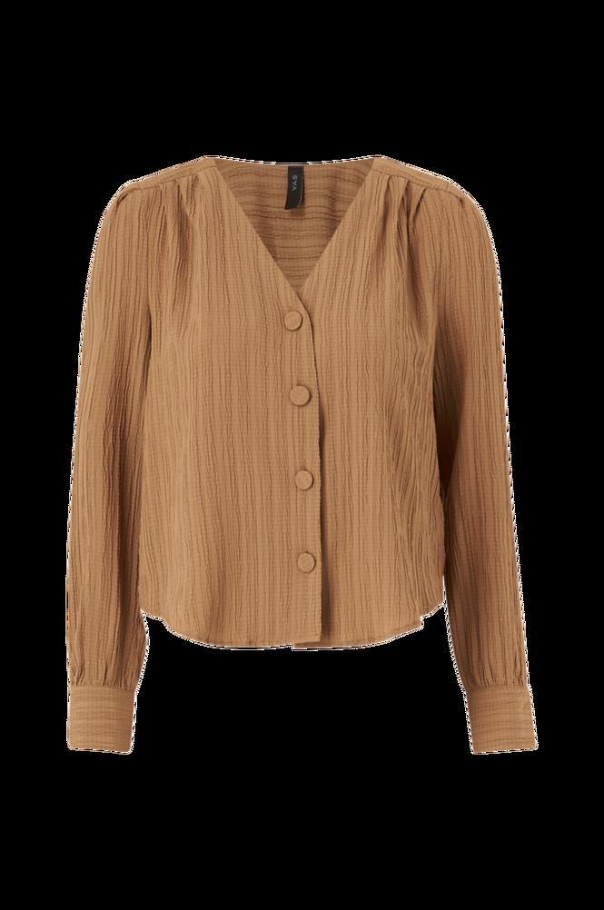 Y.A.S Bluse yasHonga LS Shirt