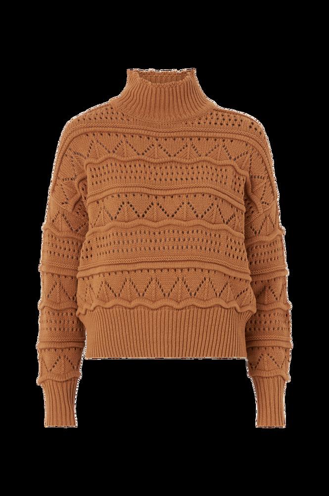 Object Trøje objJanny L/S Knit Pullover