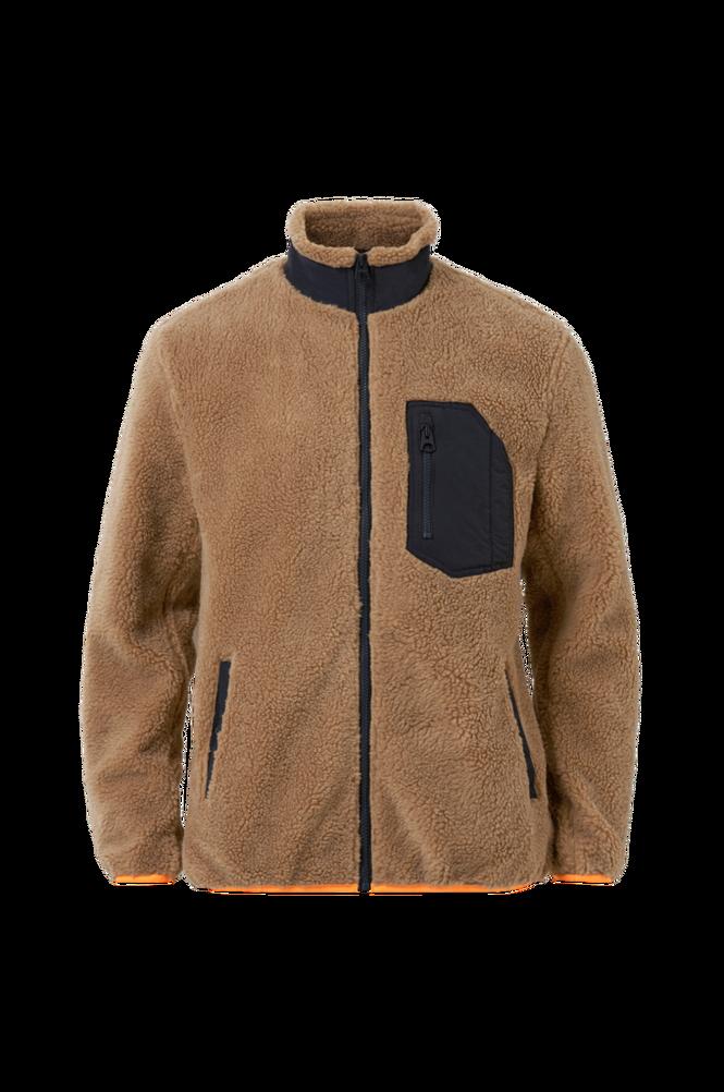 Only & Sons Jakke onsWaren Sherpa Highneck Jacket Otw