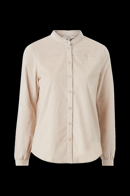 Esprit - Manchesterskjorta - Natur