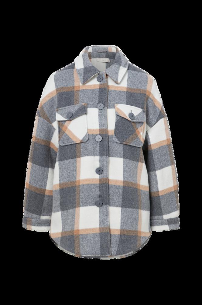 Pieces Skjortejakke pcSelma Overshirt Jacket W/O Belt