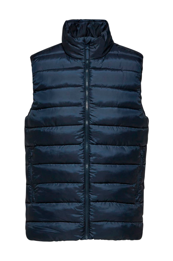 Selected Homme Dynevest slhPlastic Cange Puff Vest
