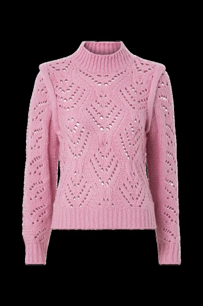 Y.A.S Trøje yasSassy LS Knit Pullover