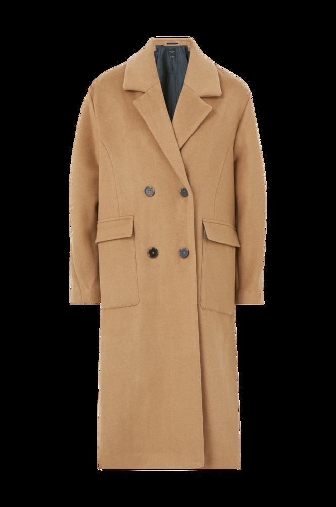 Selected Femme Frakke slfElement Wool Coat