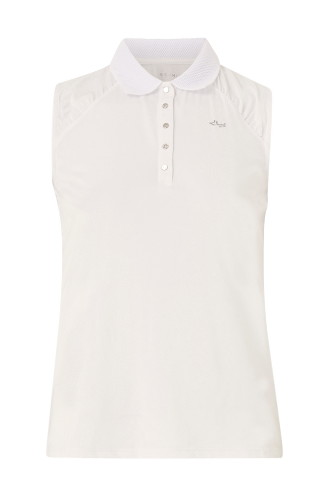 Röhnisch Top Pulse Sleeveless Poloshirt