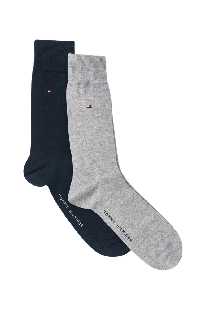 Tommy Hilfiger 2-pak strømper TH Men Sock Classic 2P