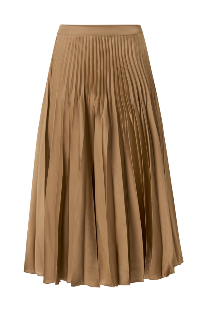 Selected Femme Nederdel slfHarmony NW Midi Pleated Skirt