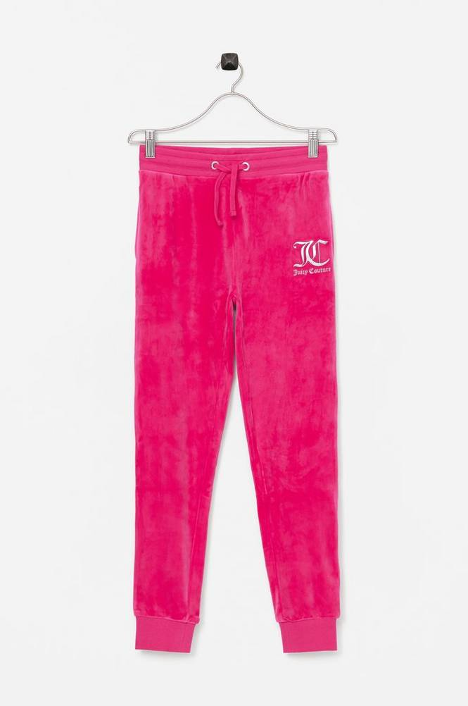 Juicy Couture Bukser Velour Jogger