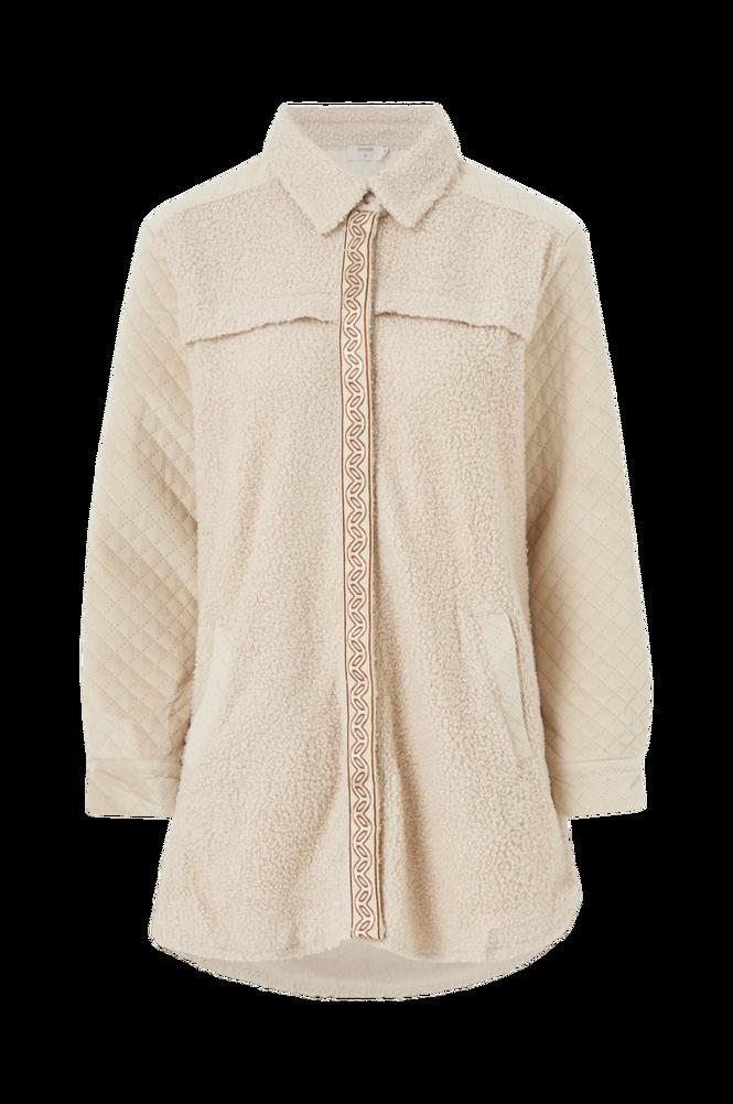 Cream Skjortejakke crOlia OZ Shirt