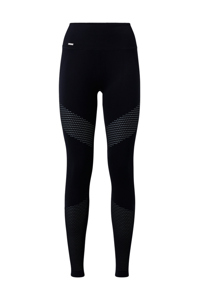 Aim'n Træningstights Black Seamless Boost Tights
