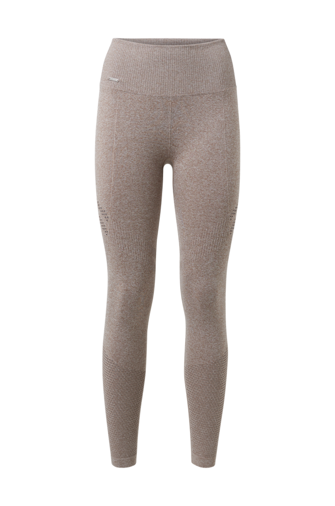 Aim'n Træningstights Latte Statement Seamless Tights