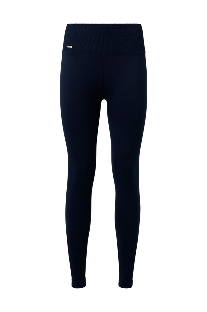 Aim'n Træningstights Navy Elevate Seamless Tights