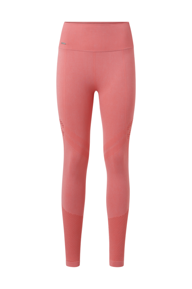Se Aim'n Træningstights Bubblegum Washed Statement Seamless Tights ved Ellos