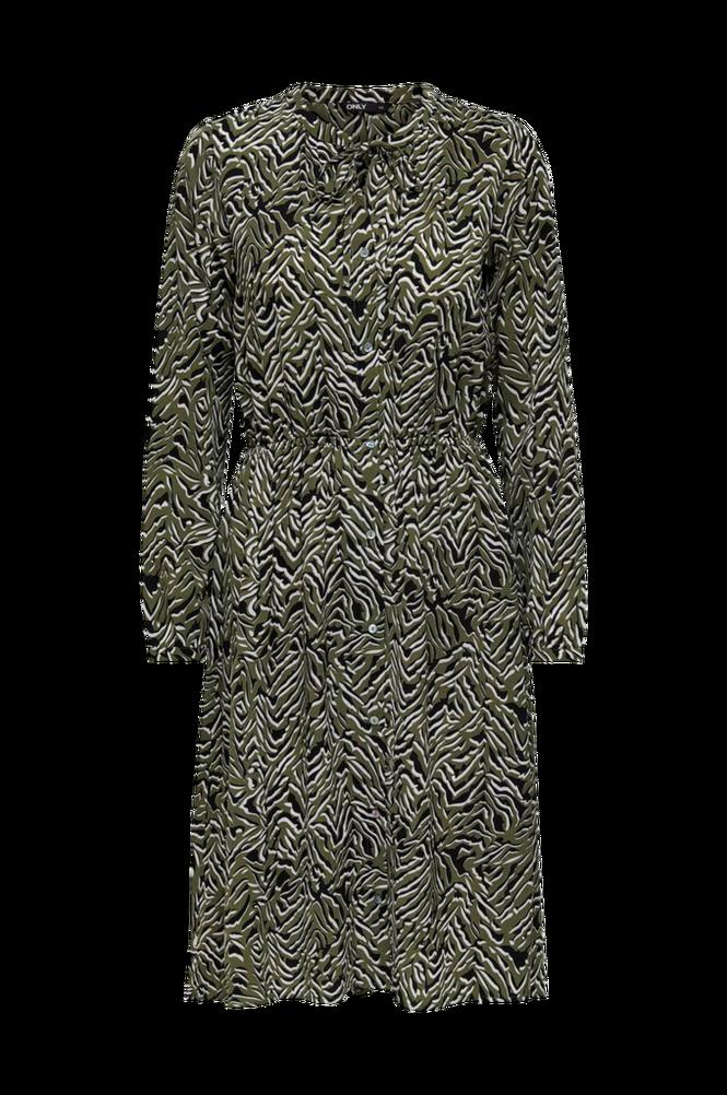 Only Kjole onlNova Lux L/S Miranda Dress