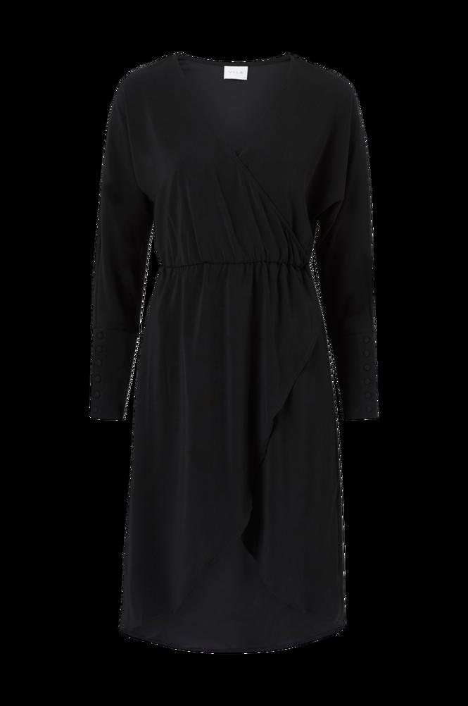 Vila Kjole viMilena L/S Wrap Dress