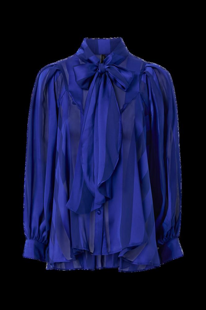 Y.A.S Bindebåndsbluse yasSille LS Shirt