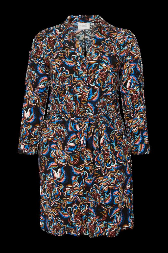 JUNAROSE by VERO MODA Skjortekjole jrJada LS On Knee Dress
